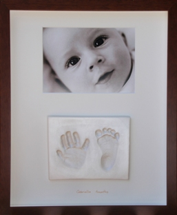 hand and foot imprints
